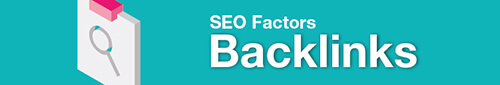 Baidu seo factors - backlinks